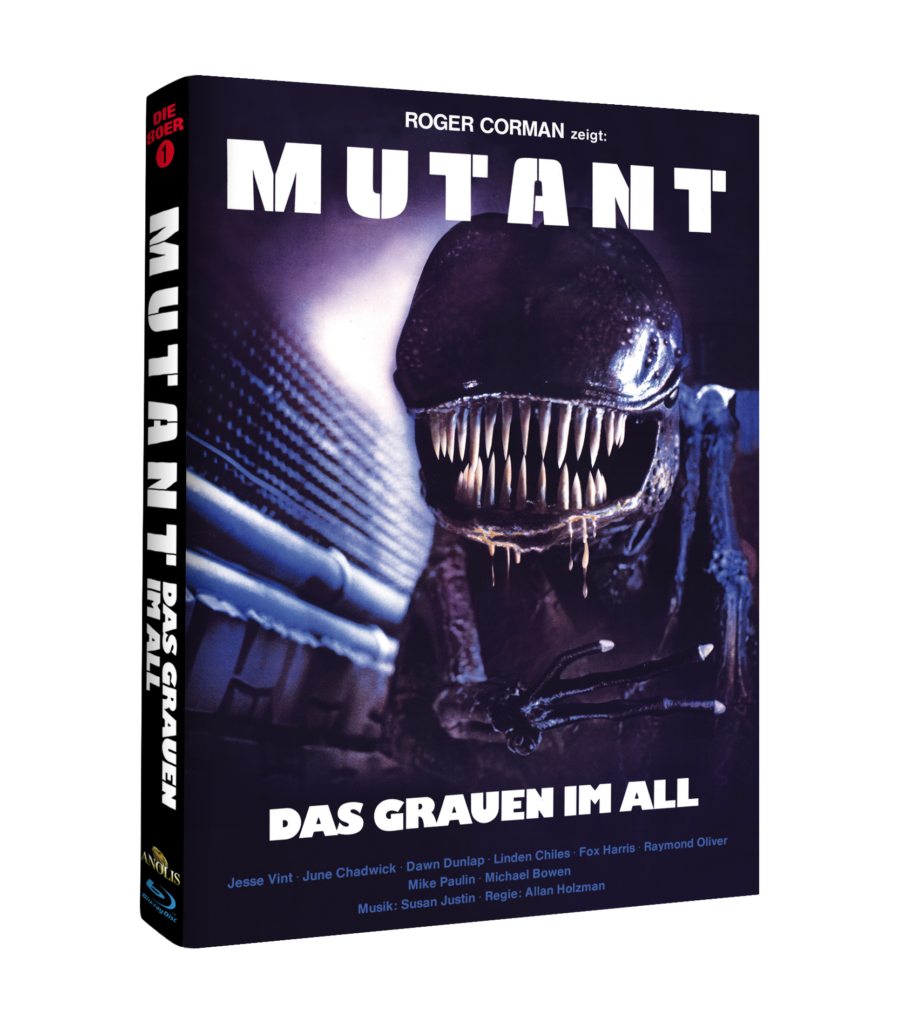 Mutant - Das Grauen im All | Cormans Alien Rip-Off