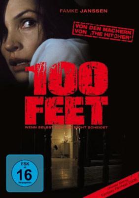 """Michael Pare sucht als Geist seine Ex heim... """"100 Feet""""."""
