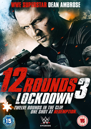 Zwolf Runden 3 Lockdown Dean Ambrose In Action Actionfreunde