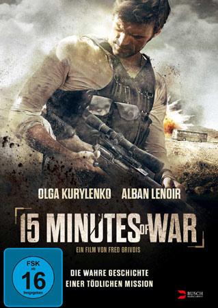 15 Minutes of War Gewinnspiel