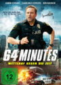 64 Minutes mit Aaron Eckhart DVD Cover