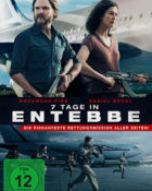 7 Tage in Entebbe DVD Cover