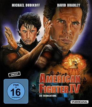 American Fighter 4