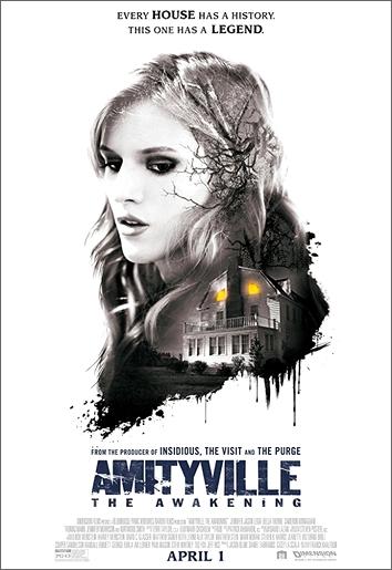 """Das amerikanische Postermotiv von """"Amityville: the Awakening""""."""