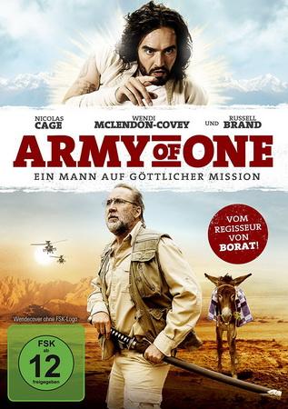 Army of One – Ein Mann auf göttlicher Mission