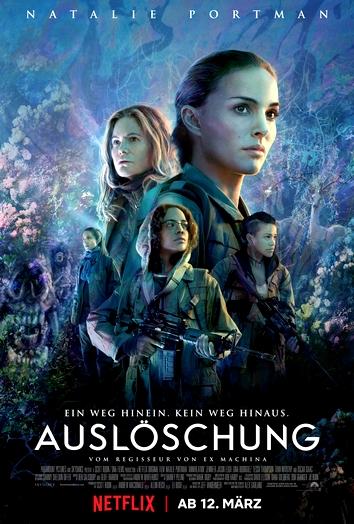"""""""Auslöschung"""" (2018)"""