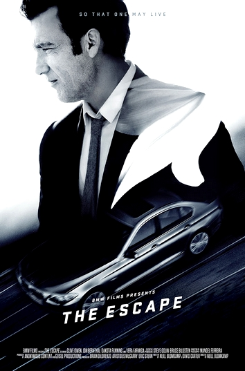 "BMW-Films presents: ""the Escape"" (2016)"