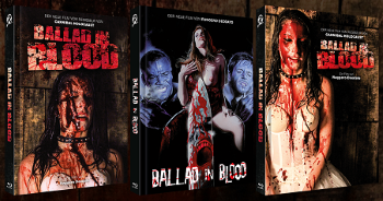 Ballad in Blood - Cover A, B und C
