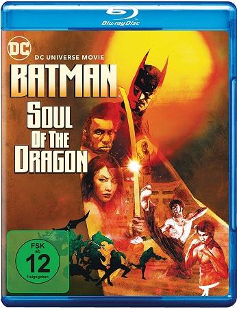 Batman: Soul of the Dragon