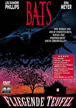 Bats - Fliegende Teufel