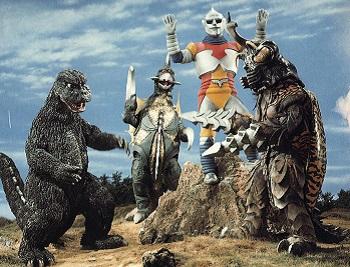 King-Kong - Dämonen aus dem Weltall