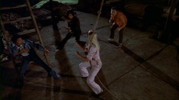 Nackte Fäuste - Die tödliche Karatelady