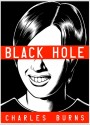 """Black Hole"" von Charles Burns (Covermotiv der 2008er Reprint-Edition, ""Pantheon"" Verlag)"