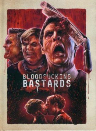 Bloodsucking Bastards Mediabook Cover B