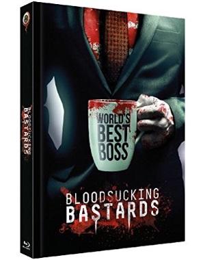 Bloodsucking Bastards Mediabook Cover A