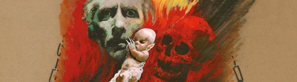 Artwork zum Horrorfilm Die Braut des Satans