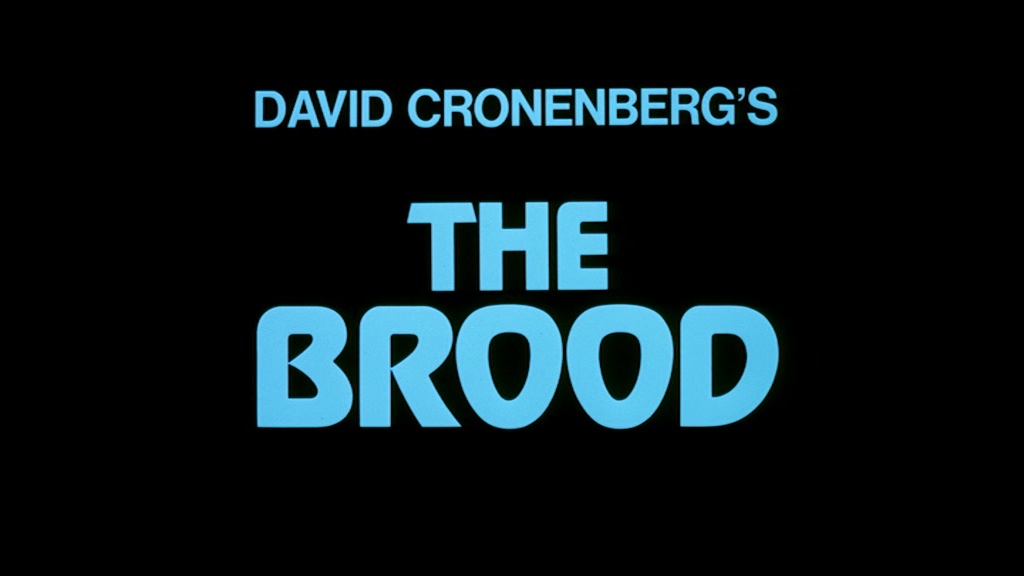 The Brood - Die Brut David Cronenberg