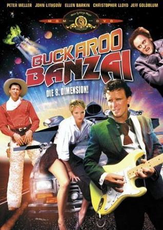 Buckaroo Banzai – Die 8. Dimension