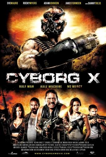 """Cyborg X"" benötigt Eure Unterstützung!"