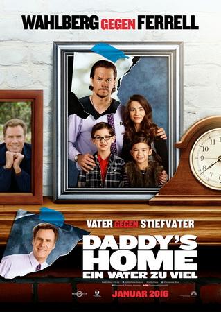 Daddy's Home - Ein Vater zuviel