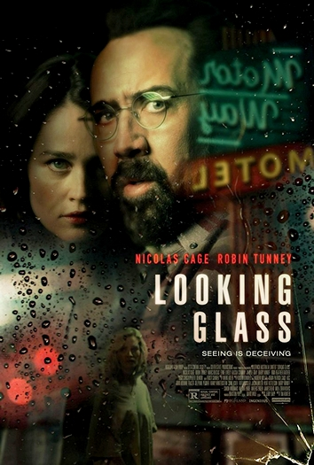 "Das US-Postermotiv von ""Looking Glass"""
