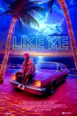 """Das amerikanische Postermotiv von """"Like Me""""."""