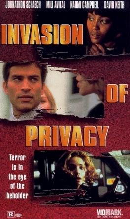 Das amerikanische VHS-Covermotiv.