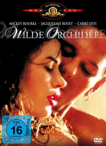 """Das deutsche Covermotiv von """"Wilde Orchidee"""""""