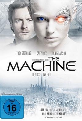 Das deutsche DVD-Covermotiv