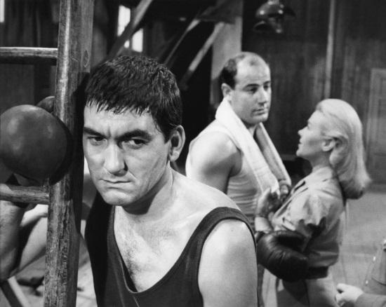 Der Boxer und der Tod