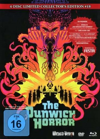 The Dunwich Horror Cover C