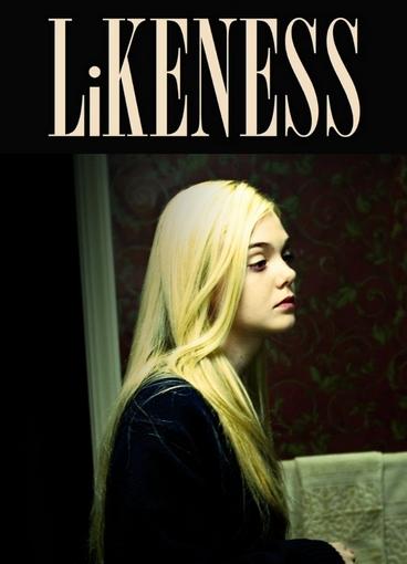 """Elle Fanning in """"Likeness"""" (2013)"""