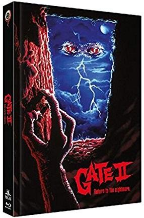 Gate II – Das Tor zur Hölle Mediabook Cover C