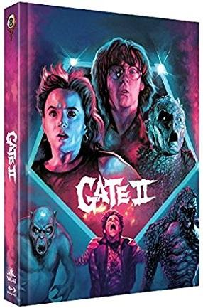 Gate II – Das Tor zur Hölle Mediabook Cover B