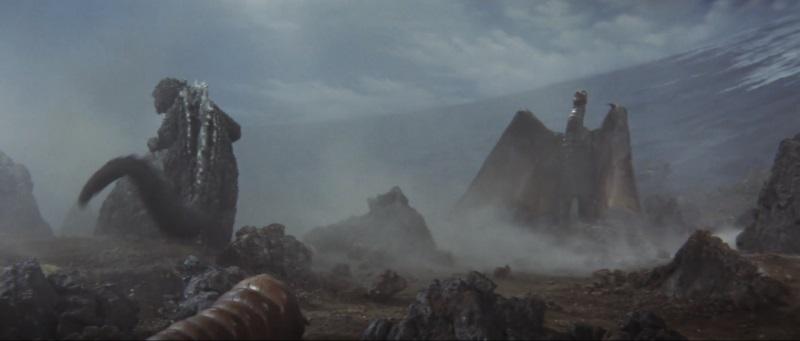Godzilla macht sie alle platt