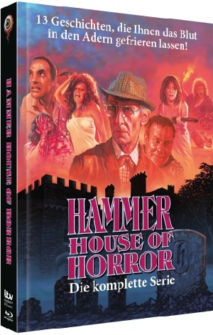 Hammer House of Horror Mediabook
