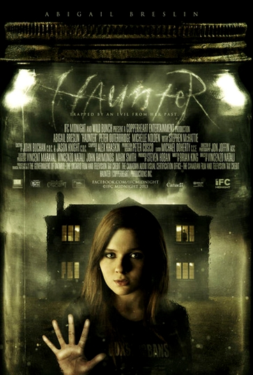 Das nordamerikanische Kino-Plakat.