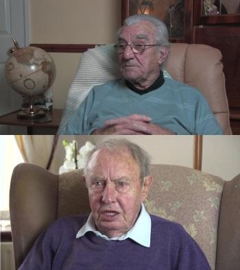 Die tödlichen Bienen - Ted Wallis und Peter Allchorne