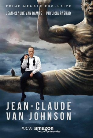 Jean-Claude Van Johnson Season 1 Poster
