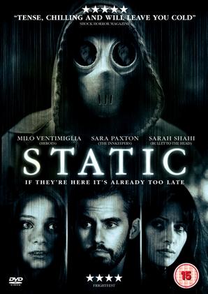 Das britische DVD-Cover.