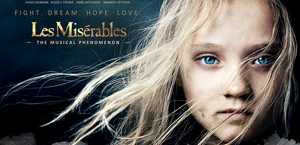 Les Miserables Poster englisch