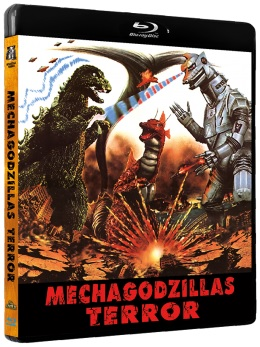 Mechagodzillas Terror