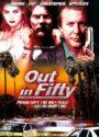 """Das US-DVD-Covermotiv des Crime-Dramas """"Eine Nacht in L.A."""", das im Original """"Out in Fifty"""" heißt."""