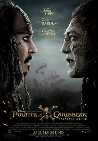 Pirates of the Caribbean - Salazars Rache