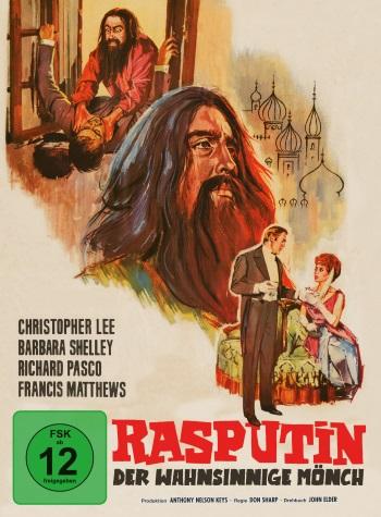 Rasputin - Der wahnsinnige Mönch