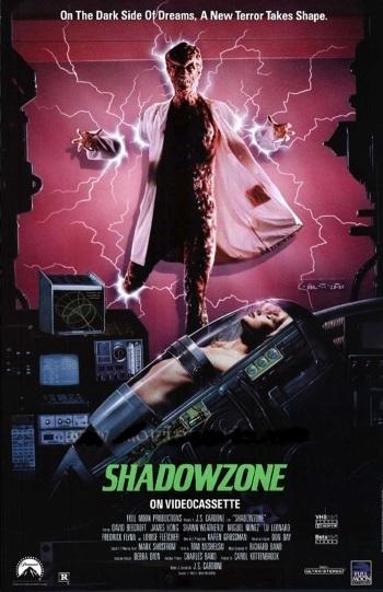 Shadowzone Cover
