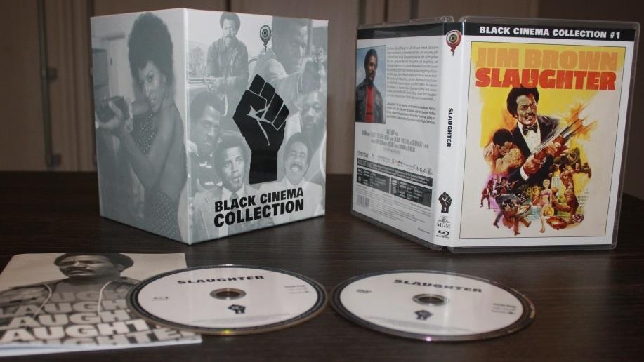 Slaughter - Black Cinema Collection 1