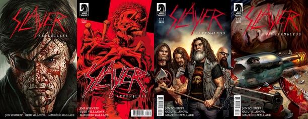 Slayer: Repentless (Dark Horse Comics)