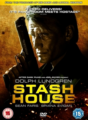 Stash House DVD-Cover