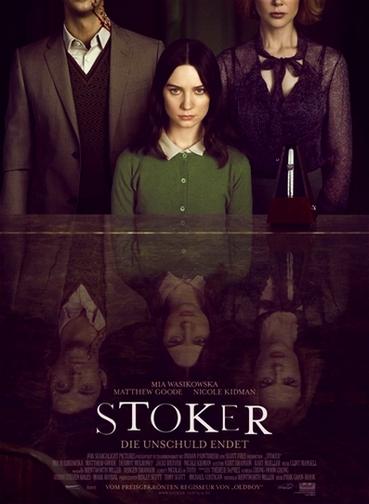 Stoker Kino-Poster